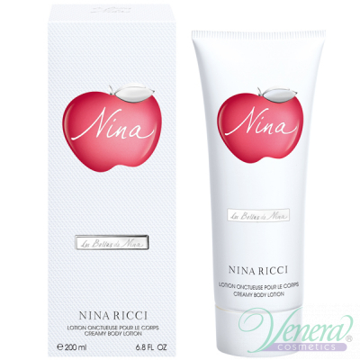 Nina Ricci Nina Creamy Body Lotion 200ml за Жени