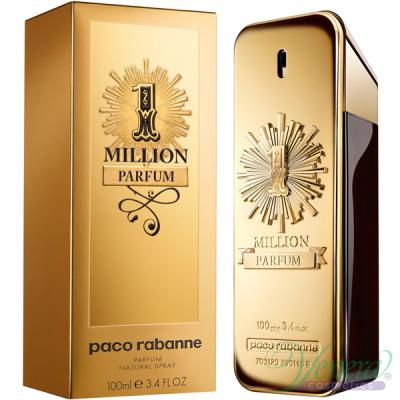 Paco Rabanne 1 Million Parfum 100ml за Мъже Мъжки Парфюми
