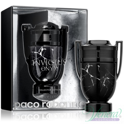 Paco Rabanne Invictus Onyx Collector Edition EDT 100ml за Мъже
