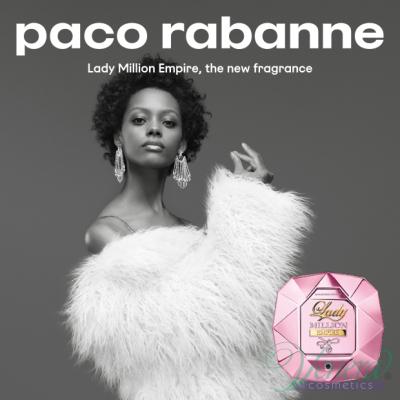 Paco Rabanne Lady Million Empire EDP 80ml за Жени БЕЗ ОПАКОВКА Дамски Парфюми без опаковка