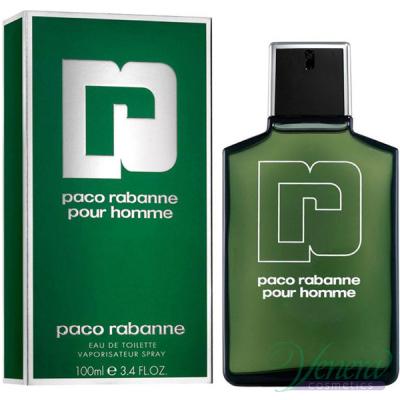 Paco Rabanne Paco Rabanne Pour Homme EDT 100ml за Мъже