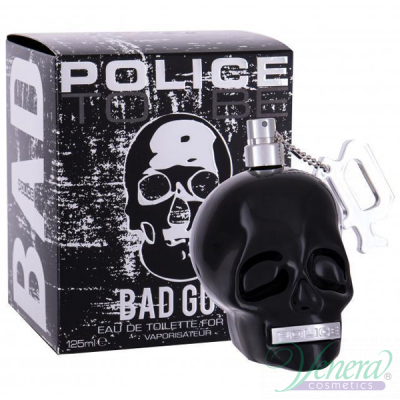 Police To Be Bad Guy EDT 125ml за Мъже