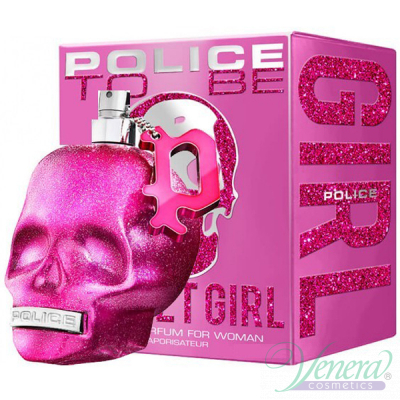 Police To Be Sweet Girl EDT 125ml за Жени