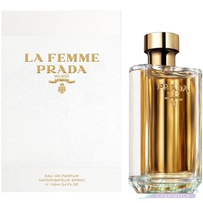 Prada La Femme EDP 100ml за Жени Дамски Парфюми