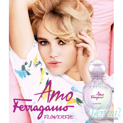 Salvatore Ferragamo Amo Ferragamo Flowerful EDT 50ml за Жени Дамски Парфюми
