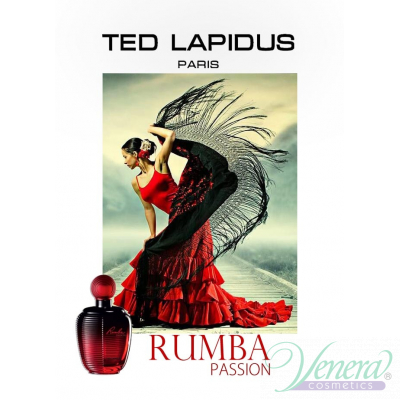Ted Lapidus Rumba Passion EDT 100ml за Жени