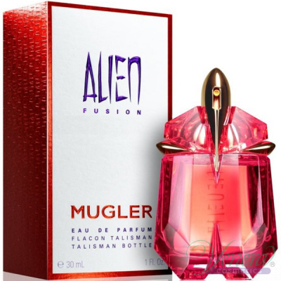Thierry Mugler Alien Fusion EDP 30ml за Жени Дамски Парфюми