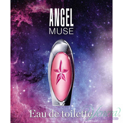 Thierry Mugler Angel Muse Eau de Toilette EDT 100ml за Жени Дамски Парфюми