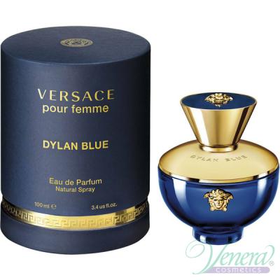 Versace Pour Femme Dylan Blue EDP 100ml за...