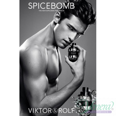 Viktor & Rolf Spicebomb EDT 90ml for Men Men's Fragrance