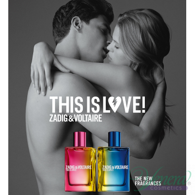 Zadig & Voltaire This is Love! for Her EDP 30ml за Жени Дамски Парфюми