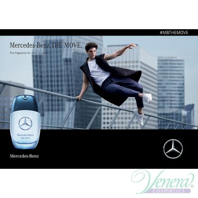 Mercedes-Benz The Move EDT 60ml за Мъже Мъжки Парфюми