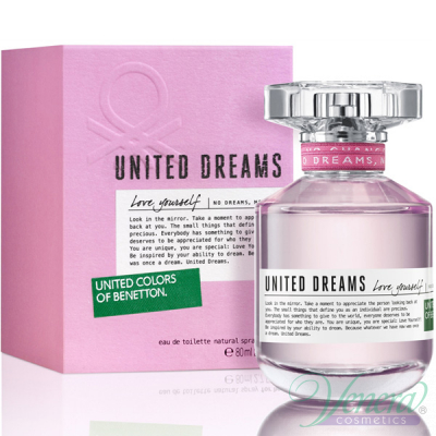 Benetton United Dreams Love Yourself EDT 8...