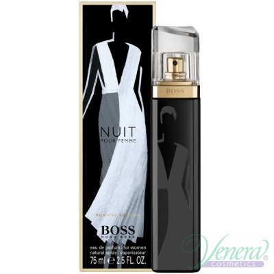 Boss Nuit Pour Femme Runway Edition EDP 75ml за Жени Дамски парфюми