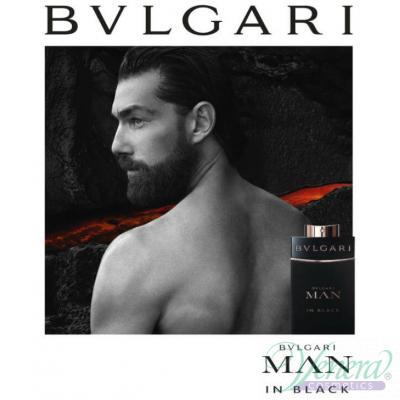 Bvlgari Man In Black Set (EDP 60ml + EDP 15ml) за Мъже Мъжки комплекти