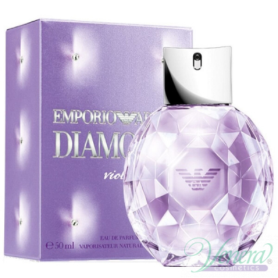 Emporio Armani Diamonds Violet EDP 50ml за...