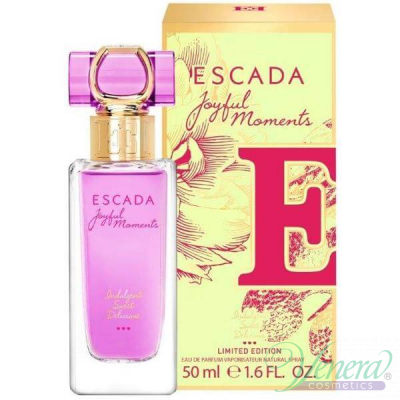 Escada Joyful Moments EDP 50ml за Жени Дамски Парфюми