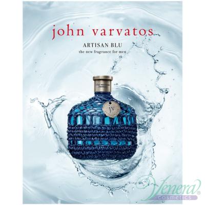 John Varvatos Artisan Blu EDT 125ml за Мъже БЕЗ ОПАКОВКА Мъжки Парфюми без опаковка