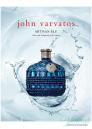 John Varvatos Artisan Blu EDT 125ml за Мъже БЕЗ ОПАКОВКА