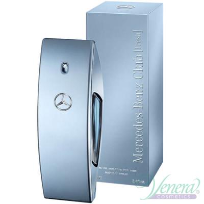 Mercedes-Benz Club Fresh EDT 100ml за Мъже