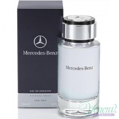 Mercedes-Benz EDT 120ml за Мъже