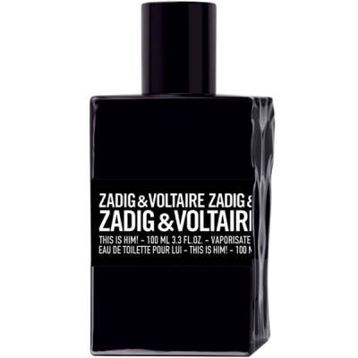 Zadig & Voltaire This is Him EDT 100ml за Мъже БЕЗ ОПАКОВКА Мъжки Парфюми без опаковка