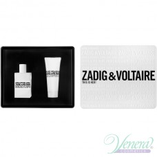 Zadig & Voltaire This is Her Комплект (EDP 50ml + BL 75ml) за Жени
