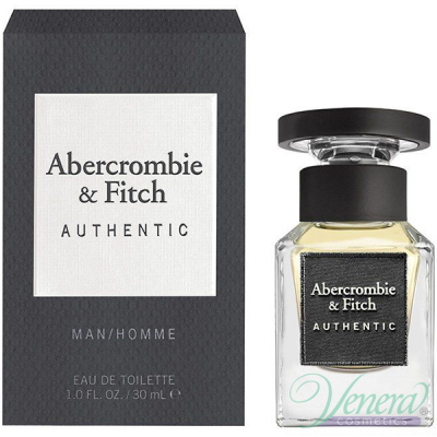 Abercrombie & Fitch Authentic EDT 30ml за Мъже