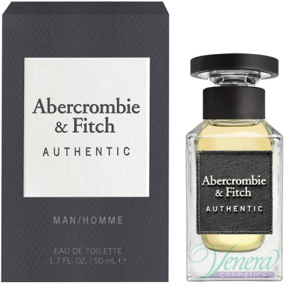 Abercrombie & Fitch Authentic EDT 50ml за Мъже