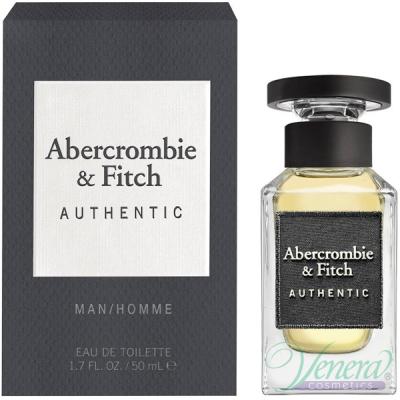 Abercrombie & Fitch Authentic EDT 50ml за Мъже Мъжки Парфюми