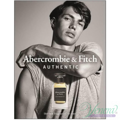 Abercrombie & Fitch Authentic EDT 100ml за ...