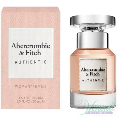 Abercrombie & Fitch Authentic EDP 30ml за Жени