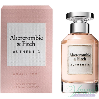 Abercrombie & Fitch Authentic EDP 100ml за Жени
