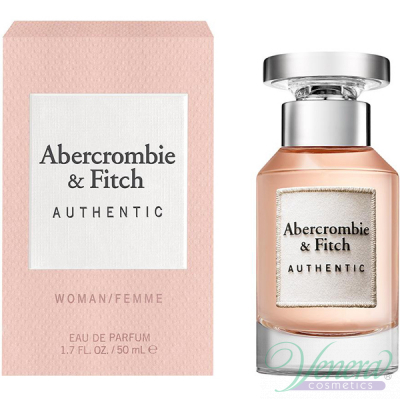 Abercrombie & Fitch Authentic EDP 50ml за Жени Дамски Парфюми