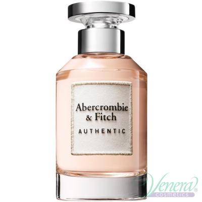 Abercrombie & Fitch Authentic EDP 100ml за Жени БЕЗ ОПАКОВКА
