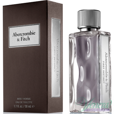Abercrombie & Fitch First Instinct EDT 50ml за Мъже