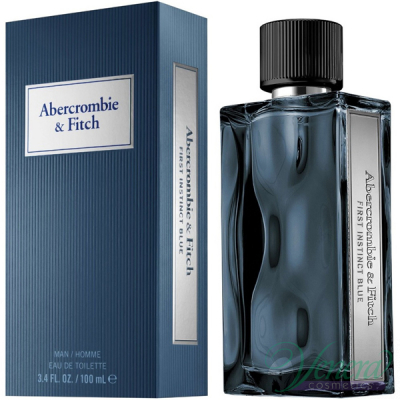 Abercrombie & Fitch First Instinct Blue EDT...