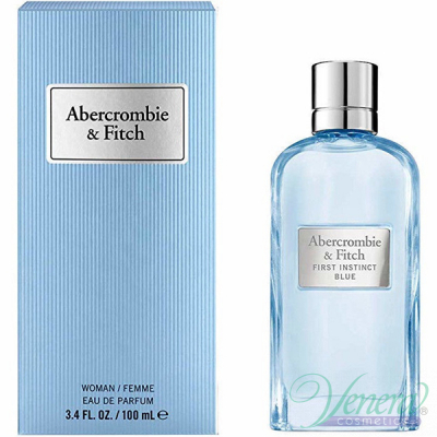 Abercrombie & Fitch First Instinct Blue for Her EDP 100ml за Жени Дамски Парфюми