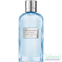 Abercrombie & Fitch First Instinct Blue for Her EDP 100ml за Жени БЕЗ ОПАКОВКА
