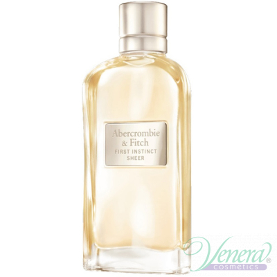 Abercrombie & Fitch First Instinct Sheer EDP 100ml за Жени БЕЗ ОПАКОВКА