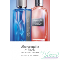 Abercrombie & Fitch First Instinct Together for Him EDT 50ml за Мъже Парфюми