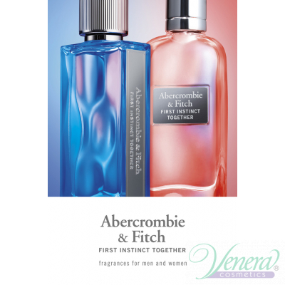 Abercrombie & Fitch First Instinct Together for Him EDT 50ml за Мъже