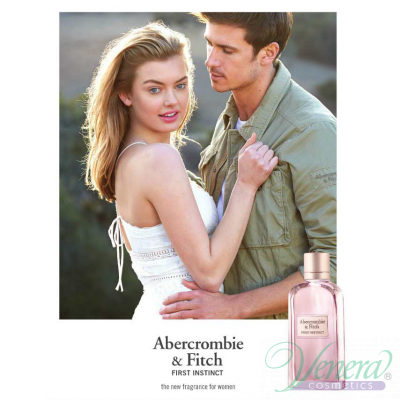 Abercrombie & Fitch First Instinct for Her EDP 100ml за Жени БЕЗ ОПАКОВКА Дамски Парфюми без опаковка