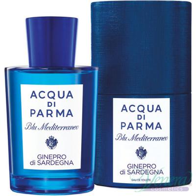 Acqua di Parma Blu Mediterraneo Ginepro di Sardegna EDT 150ml Мъже и Жени Унисекс Парфюми