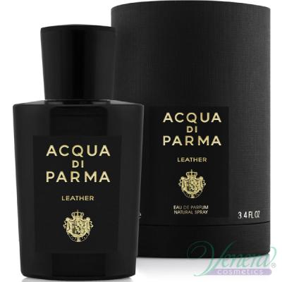 Acqua di Parma Leather Eau de Parfum 100ml Мъже и Жени БЕЗ ОПАКОВКА Унисекс Парфюми без опаковка