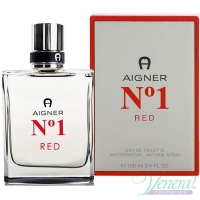 Aigner No1 Red EDT 100ml за Мъже Мъжки Парфюми