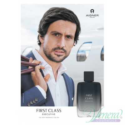 Aigner First Class Executive EDT 50ml за Мъже