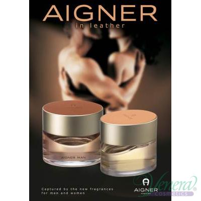 Aigner In Leather Man EDT 75ml за Мъже Мъжки Парфюми