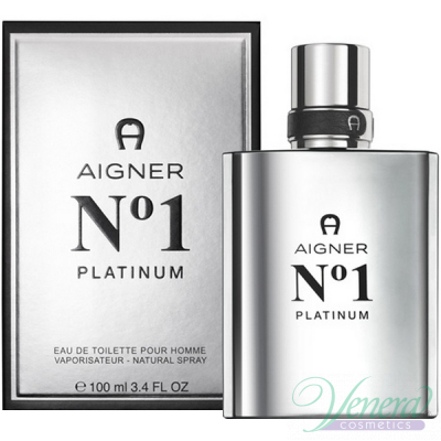 Aigner No1 Platinum EDT 100ml за Мъже