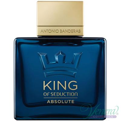 Antonio Banderas King of Seduction Absolute EDT 100ml за Мъже БЕЗ ОПАКОВКА Мъжки Парфюми без опаковка